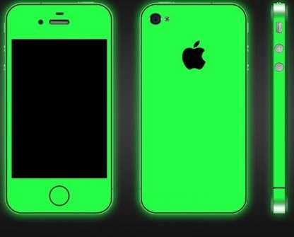 iPhone 5 Glow-in-the-Dark Case