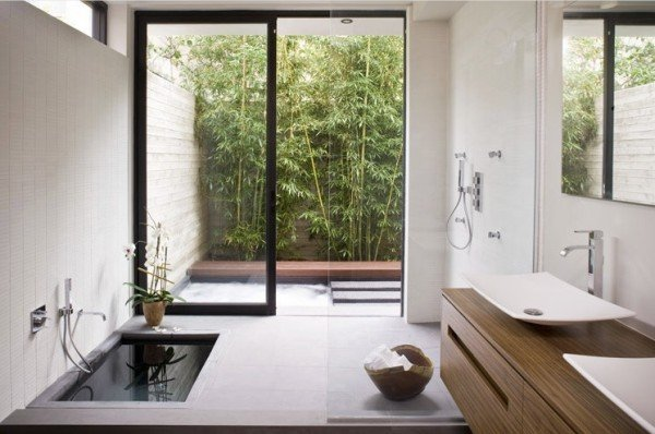 39-Zen-bathroom-sunken-bath-tub-600x398