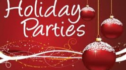It's Beginning to Look a lot like . . .Party Season!