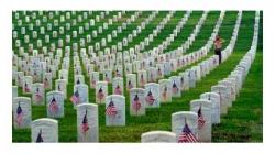 Memorial Day – May 29