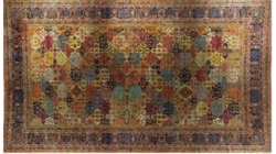 How to Select an Antique Rug