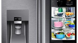 A Refrigerator with WiFi, How Cool!