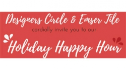 Designers Circle Annual Holiday Celebration – Dec 13
