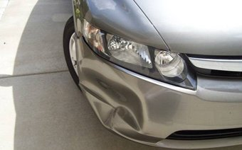 It's only a Dent!