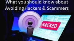 What you should know about keeping Scammers out of your Computer.