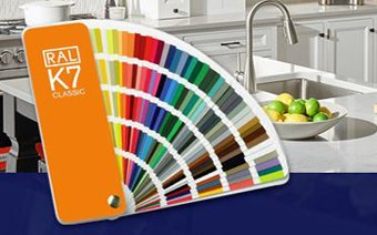 Pick a color, any color for your Kitchen!