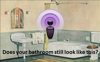 Is your Bathroom from the 50's?