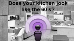 Does your Kitchen look like the 60's?