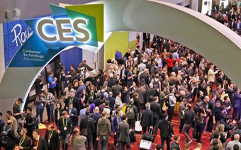 CES (consumer electronic show) Jan 7-10. 2020