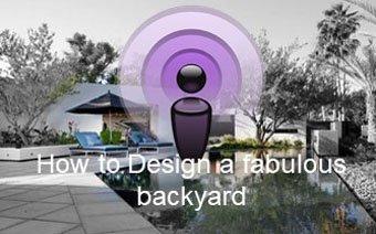 Do you wish you had a Great Backyard?