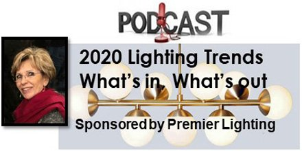 Lighting Trends for 2020 You Should Know