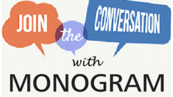 Monogram Group Conversation – June 2, 3 & 4