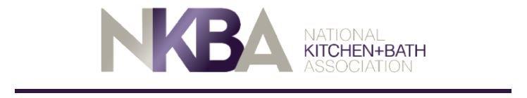 NKBA Webinar + CEU – August 4