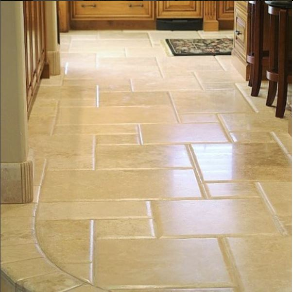 Pillow Tile Floor