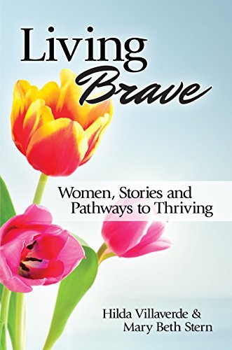 """Listen to Interview with Author of  """"Living Brave . . ."""""""