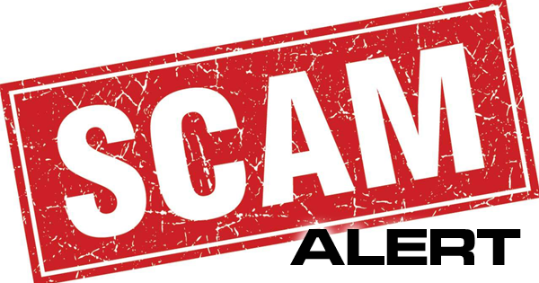 Scam Alert – Listen NOW