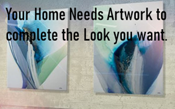 Learn how to Finish your Home with Beautiful Art